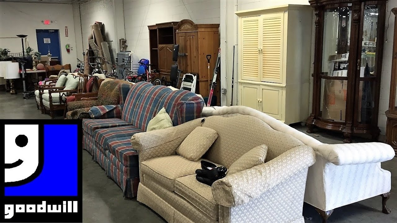 Goodwill Furniture Sofas Armchairs