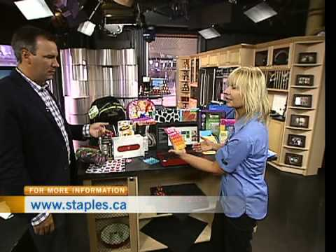 Staples Canada - Back To School