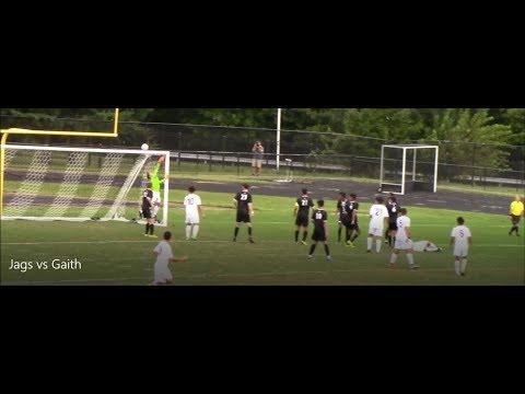 Boys Varsity Soccer HIGHLIGHTS: NW Jags vs. Gaithersburg Trojans (Sept. 15, 2018)