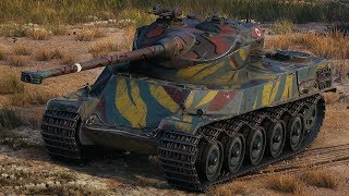 World of Tanks AMX 50 100 - 6 Kills 7,2K Damage