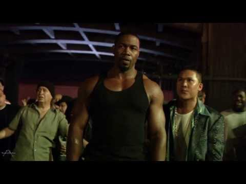 ☯ Michael Jai White Street Fight Blood and Bones ☯