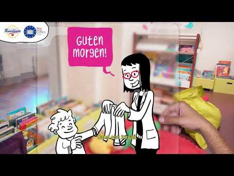 Vidéo Pôle emploi et la mobilité européenne  le parcours de Maria
