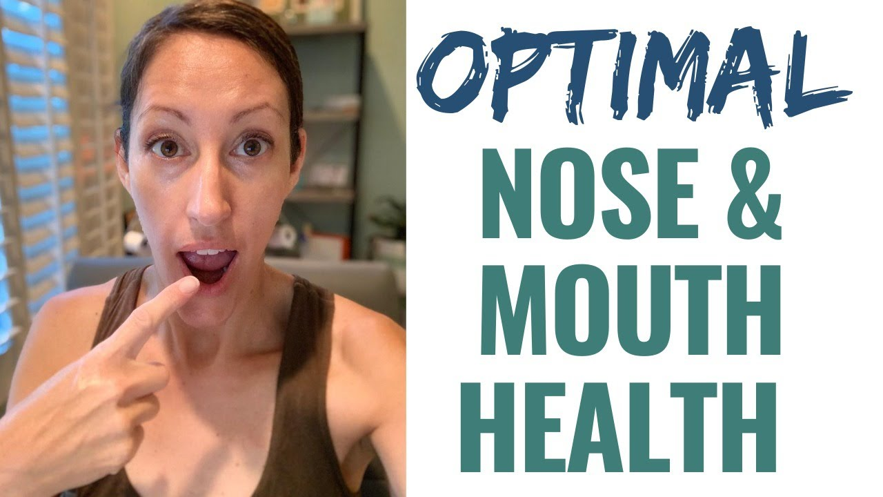 How to Heal Oral (Dental) & Nasal Passages for Enhanced Immunity Against Viral Invasions