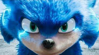 Kirpi Sonic — Türkce dublajlı fragman (2019)
