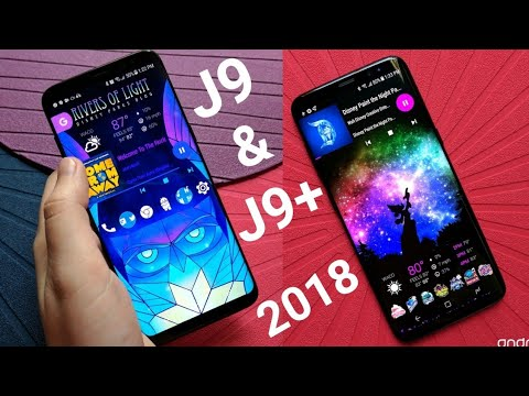Samsung Galaxy J9 & J9+ 2018   J9 2018 Maybe Comes With Infinity ...