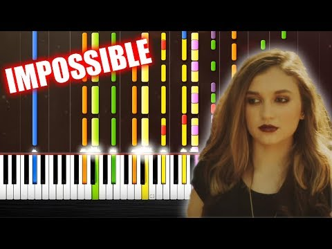 The Chainsmokers  Dont Let Me Down ft Daya  IMPOSSIBLE PIANO  PlutaX