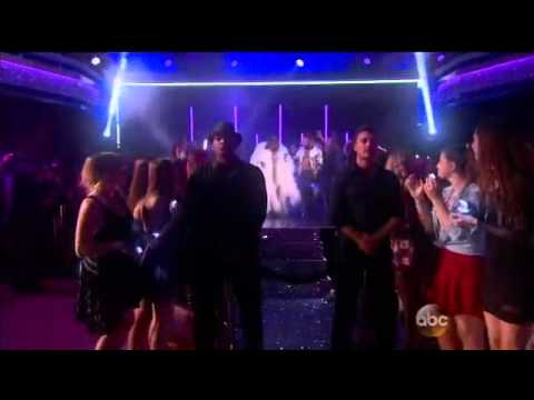 Patti and Artem Perform Salsa Finale