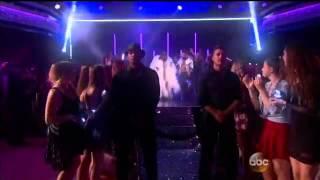 Patti and Artem Perform Salsa Finale