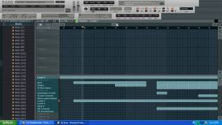 Basshunter - Russia Privjet ( Fl Studio Remake )