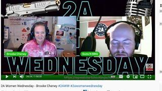 2A Women Wednesday - Brooke Cheney