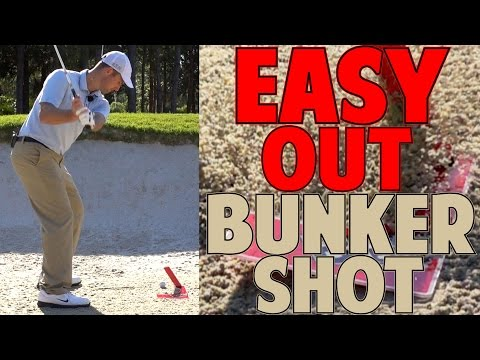 How to Get Out of the Bunker Easily!