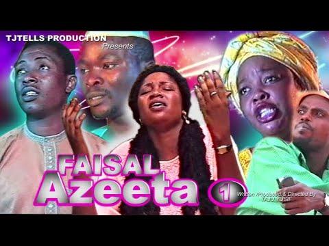 Download FAISAL AZEETA 1 Ghana Hausa Movie With English Subtitle