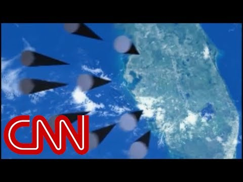 Target in Putin's nuke video looks like Florida