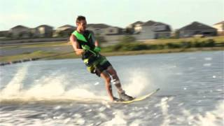 2016 Radar Butter Knife Slalom Ski