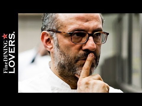 Best Chefs in the World: Massimo Bottura  Fine Dining Lovers by SPellegrino  & Acqua Panna