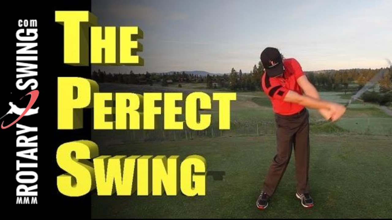 Perfect Golf Swing Overview Youtube