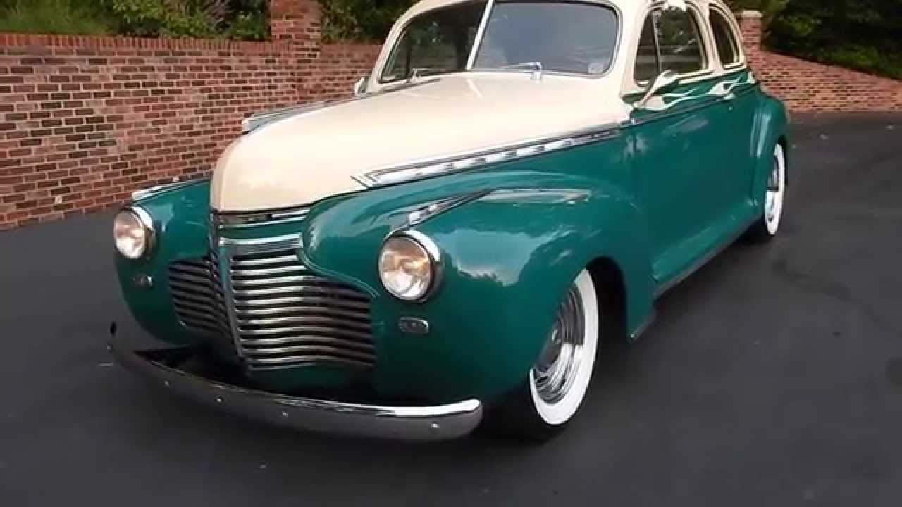 1941 Chevrolet Coupe, all steel, for sale Old Town Automobile in ...
