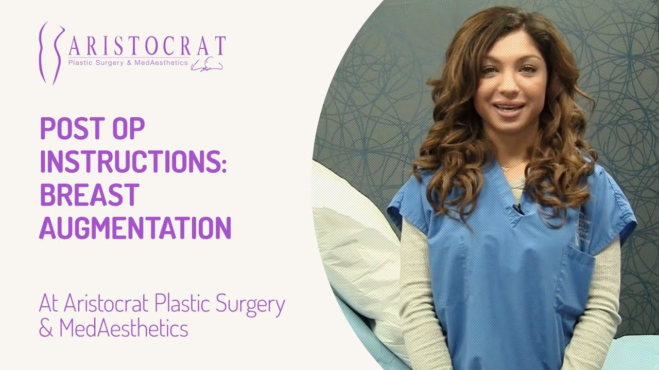 Post Op Instructions Breast Augmentation - Youtube-4870