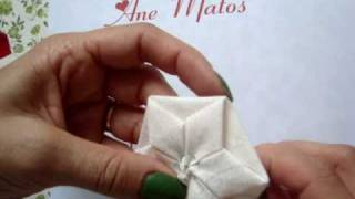 """fuxico origami """"ANNE MATOS"""""""