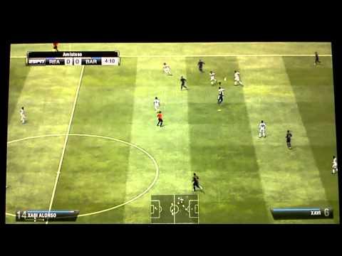 Fifa 13-primer partido)
