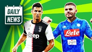 Cristiano Ronaldo would've been the world's most expensive player! ► Daily News