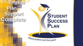Student Success Plan (SSP) Overview - Increase Student Retention, Completion and Success Rates thumbnail