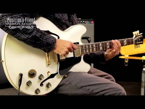 Gibson 1964 ES-345 Mono Varitone Hollow Body Electric Guitar