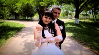 клип свадьба Дима + Вика 1105.2013