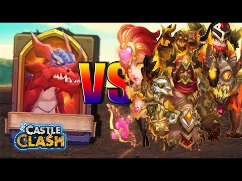 91k ACC VS HBMT T (L0RDFROSTY ACC) -CASTLE CLASH