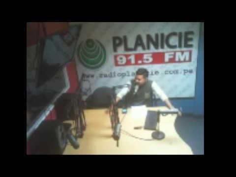 Radio Planicie 91.5 FM TRAFFIC FAMILY RADIO SHOW 13082016