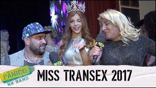 PÂNICO EVENTOS: MISS TRANSEXUAL 2017 (C/ CHRISTIAN PIOR E PAULA AYALA)