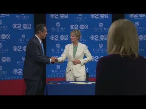 NY Democratic Gubernatorial Debate - Andrew Cuomo v. Cynthia Nixon