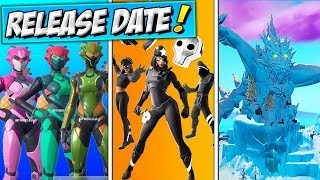 SHADOW RISING BUNDLE RELEASE DATE! How To Get SINGULARITY STYLES LOCATIONS! Fortnite MONSTER EVENT