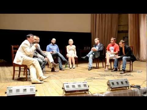 Белый Форум - дебаты о выборах КС