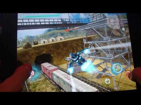 Iron Man 2 IPad Game