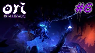 Ori and the Will of the Wisps Hard Walkthrough Part 6 - The Silent Teeth: Search the Mill (PC)