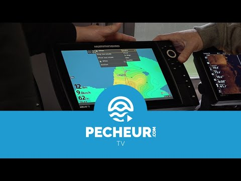 Les points GPS (waypoint) par Humminbird - Tutoriel Pecheur.com