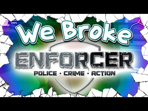 We Broke: Enforcer: Police Crime Action |