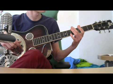 Eric Johnson - Song for George on a Resonator