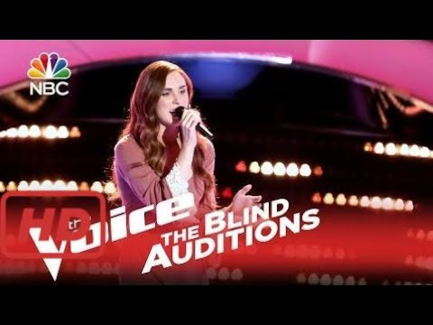 """The voice 2017 america  The Voice 2015 Blind Audition - Sydney Rhame: """"Photograph"""""""