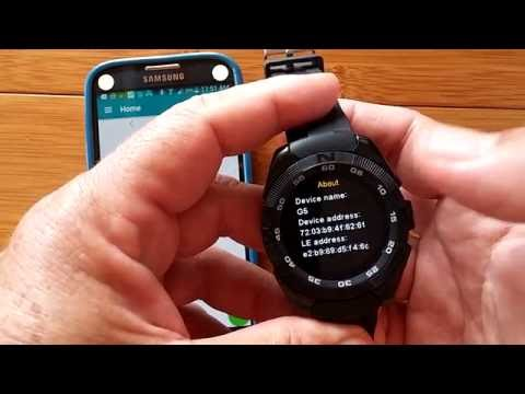 No.1 G5 Sports Smartwatch: Unboxing and Review