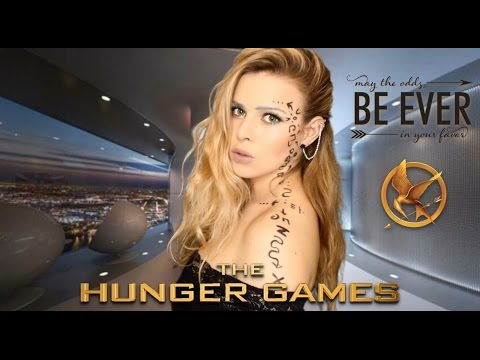 Hunger Games ASMR Role Play ~ Getting you Ready