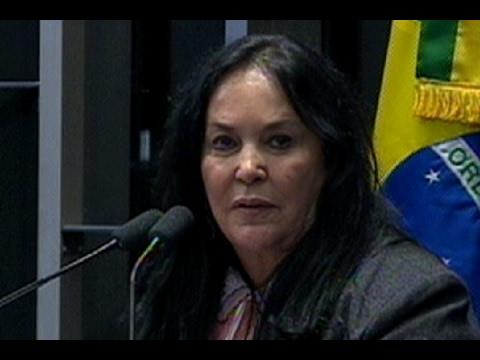 Rose de Freitas explica por que considera a reforma da Previdência necessária