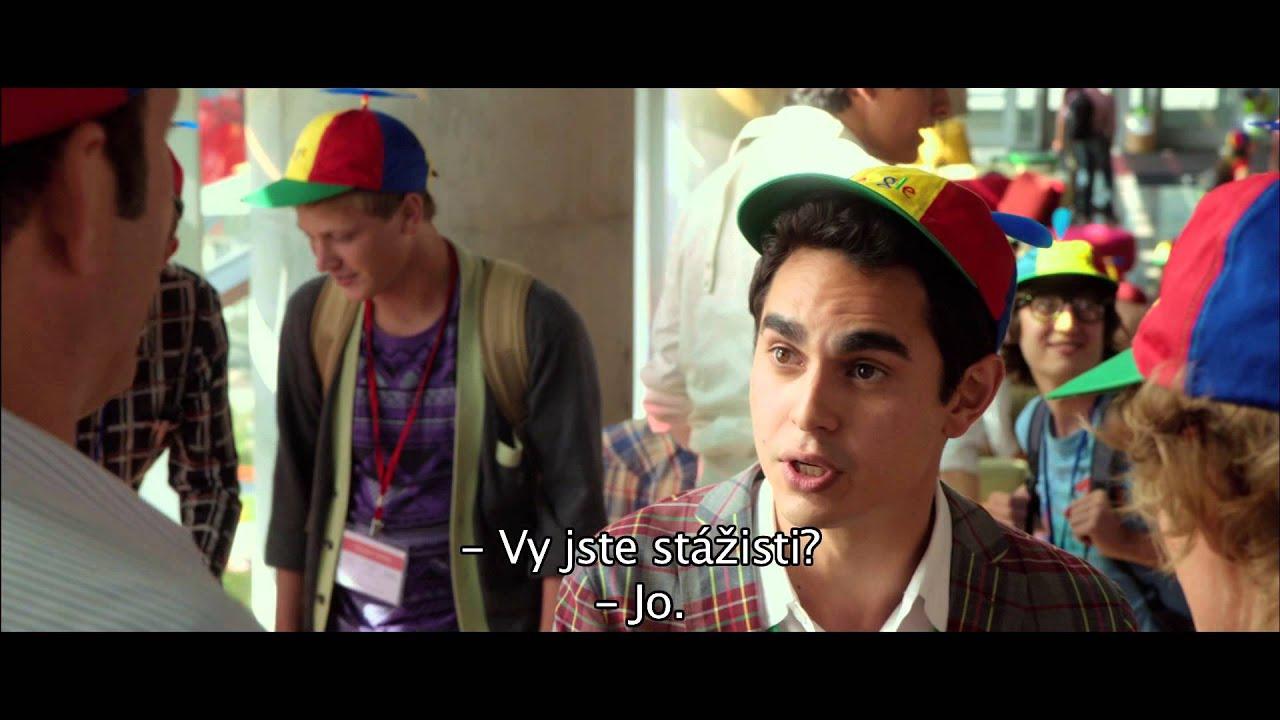 STÁŽISTI (The Internship) 2013 - trailer - Blu-ray a DVD