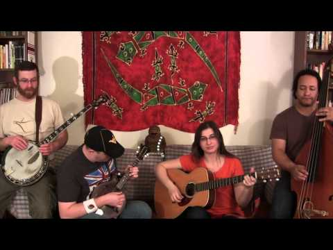 The Beatles - Sun King: Couch Covers by The Student Loan Stringband