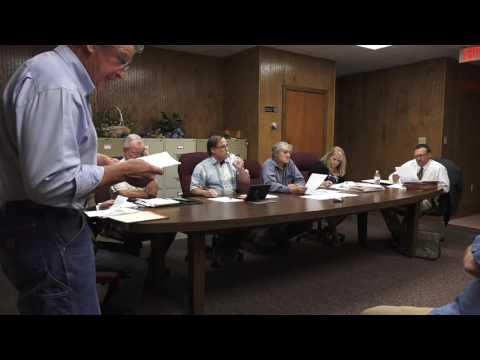 Brecknock Township Supervisors 06-14-16