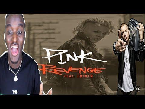 Pink - Revenge ft Eminem