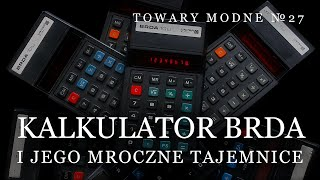 Download TOWARY MODNE 27 - Kalkulator Brda i mroczne tajemnice