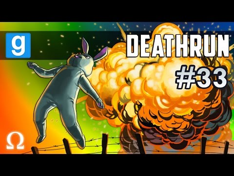 PUMPKINS OF DOOM, KITTY SHOWDOWN!   Death Run #33 Garry's Mod Funny Moments