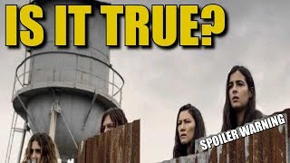 The Walking Dead Season 9B Early Spoilers - It Does Not Sound Good For This Character